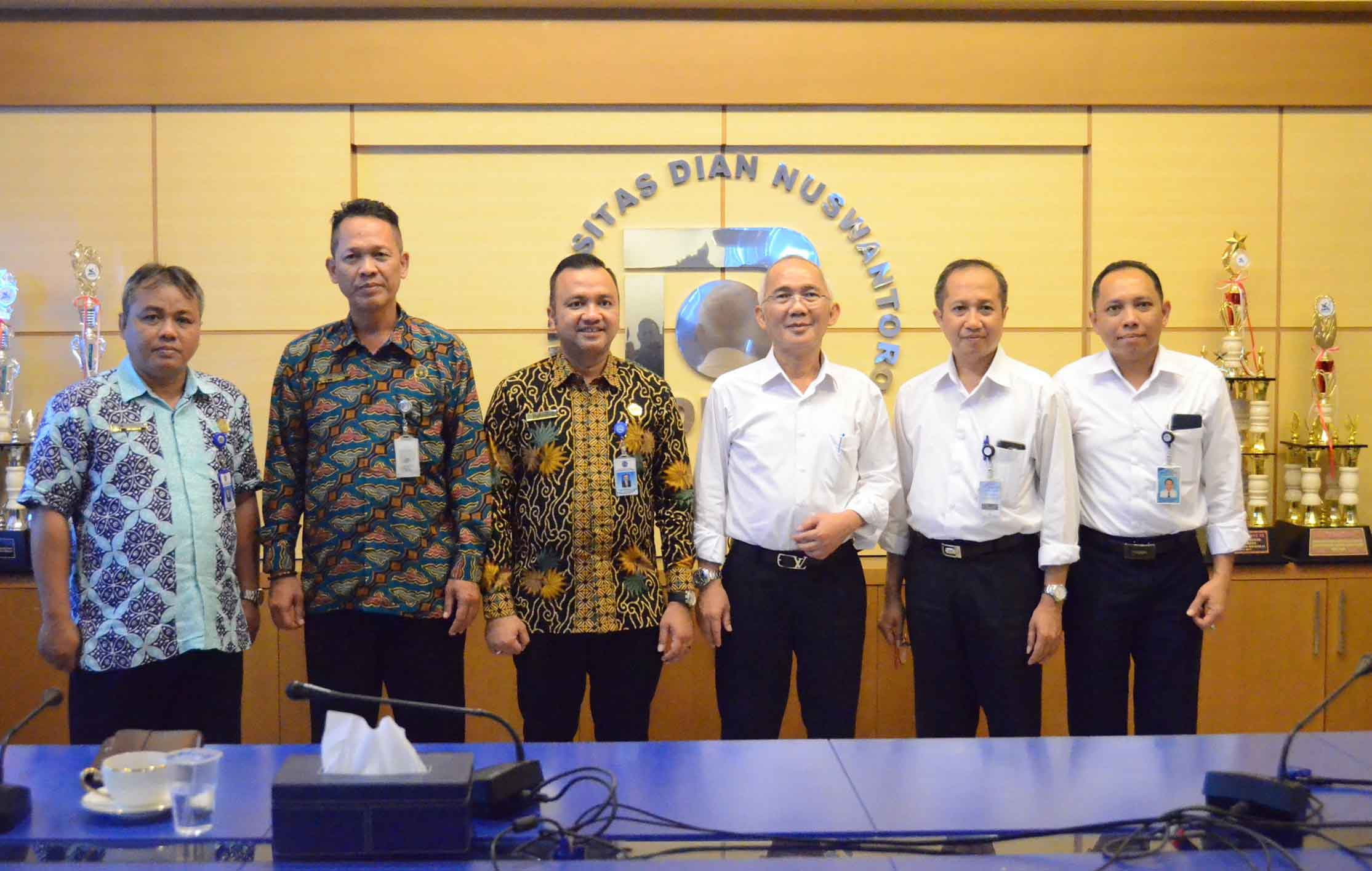UMS MAKES COOPERATION WITH UDINUS