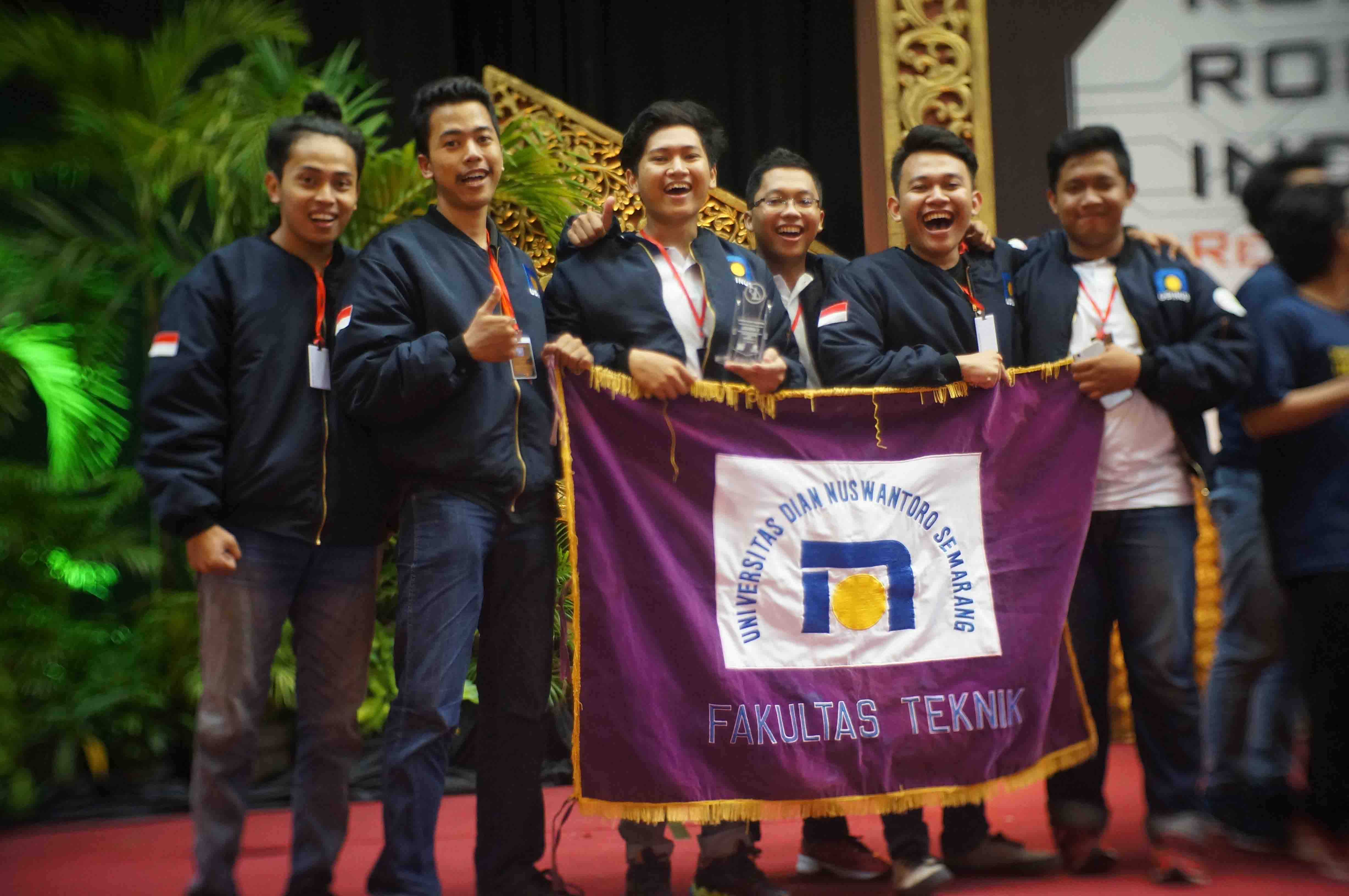 WHILLIE TEAM OF UDINUS FT WINS 1ST CHAMPION OF KRAI 2017 REGIONAL 3