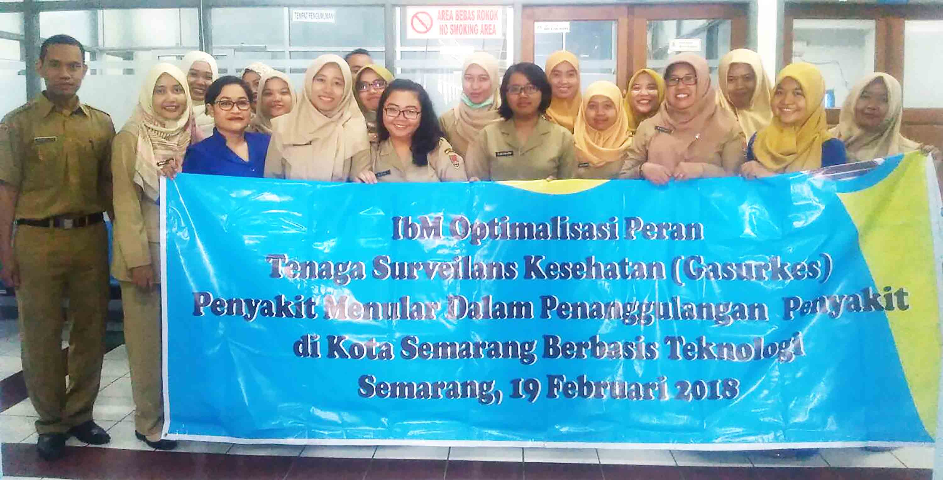 THE OPTIMALIZATION OF GASURKES' ROLE IN PREVENTING TUBERCULOSIS IN SEMARANG