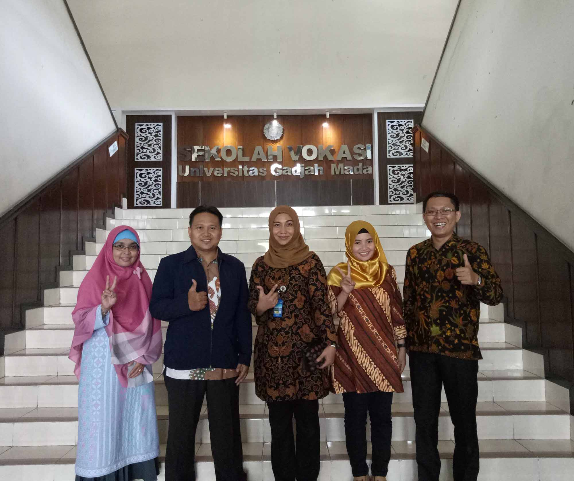 RMIK UDINUS REALIZES THE COOPERATION OF CREDIT TRANSFER SYSTEM WITH UGM