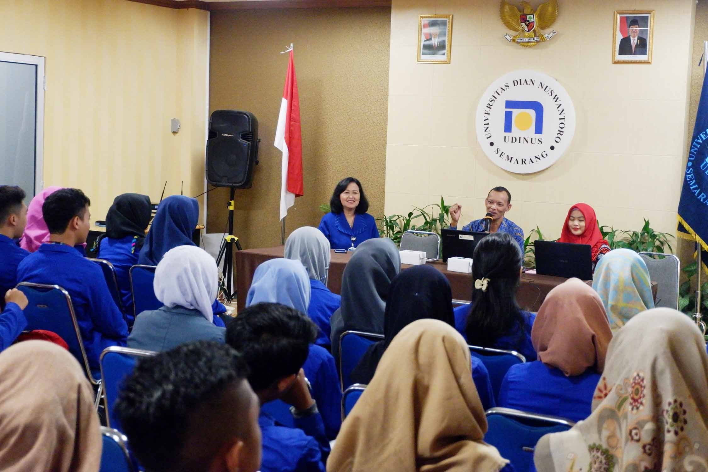 CHARACTER BUILDING SEMINAR FOR BIDIKMISI STUDENTS